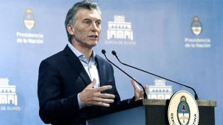 El Presidente recibe al CEO de Mitsubishi y al gobernador de Corrientes