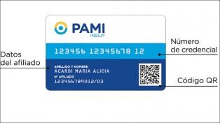 El PAMI estrena una nueva credencial para agilizar todos los trámites