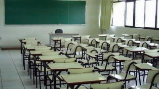 Santa Cruz: anuncian paros docentes para las últimas semanas de clases