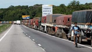 A pesar del acuerdo, aún hay camioneros protestando en las rutas
