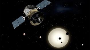 La NASA lanzó un sitio para explorar en 3D los exoplanetas