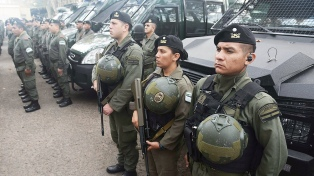 Crean un suplemento salarial para Gendarmería, Prefectura y Policía Federal