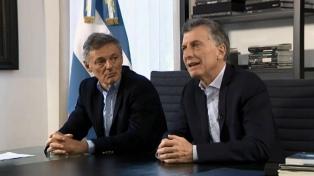 El Presidente encabezó en Salta la sesión de la mesa multisectorial de energías renovables