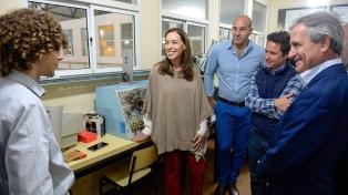 Vidal e Ibarra presentaron el Programa Nacional de Inclusión Digital