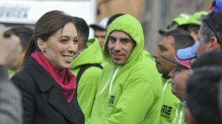 """Vidal: """"Desde hace años, los bonaerenses están peleándola todos los días"""""""
