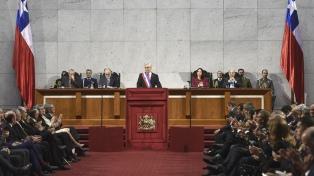 Piñera entregó los lineamientos de su gestión para los próximos cuatro años