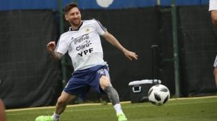 """Messi: """"Hay jugadores para pelearle a cualquiera"""""""