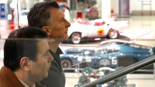 Macri se reunió con Zamora e integrantes del gabinete nacional y provincial