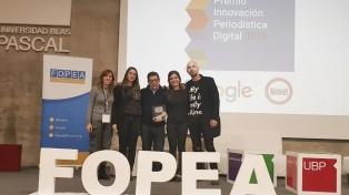 Fopea y Google premiaron Cautivas, el documental de Télam sobre la trata sexual