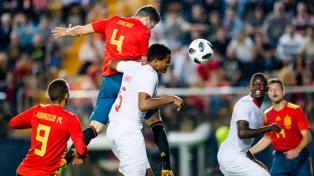 España y Suiza empataron en Villarreal