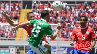 Serbia venció a Costa Rica por el Grupo E