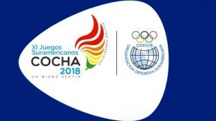 Juegos Odesur: la Argentina ganó dos medallas de oro