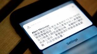 Prueban un sistema telefónico de alarma ante ataques aéreos de China