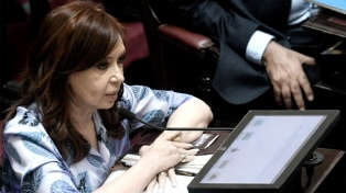 Piden elevar a juicio oral la causa Hotesur, en la que está procesada Cristina Kirchner