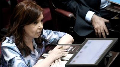 Una senadora dijo que algunos legisladores podrían cambiar su posición sobre el desafuero