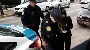 La policía entrerriana pidió una sanción de 40 días de arresto para el padre de Nahir Galarza