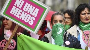 """Hubo 34 femicidios en enero, según el observatorio """"Ahora que sí nos ven"""""""
