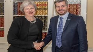 Peña confirmó que Theresa May asistirá a la cumbre del G20