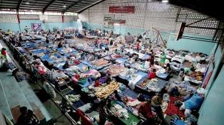 Rescatan más cuerpos y suman 99 los muertos por la erupción del volcán
