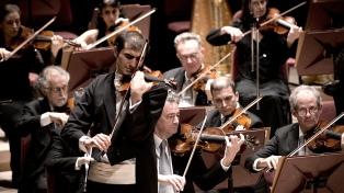 La Orquesta Sinfónica Nacional se presenta en el CCK