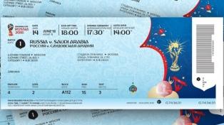Argentina, séptimo en el ranking de entradas vendidas para la Copa
