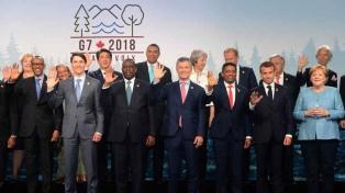Estados Unidos desconoció el trabajoso acuerdo al que había llegado la Cumbre del G7