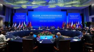 China muestra su unidad con Rusia, India e Irán frente a la división del G7