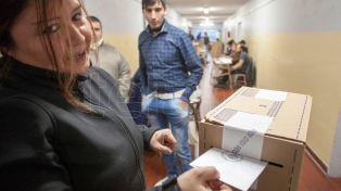 UCR: Los candidatos oficialistas ganaron las internas en Santa Cruz