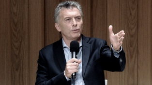 """Macri destacó el """"debate histórico"""" en Diputados por la legalización del aborto"""