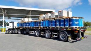 Empresarios intentarán frenar en el Ministerio de Trabajo el paro camionero del jueves
