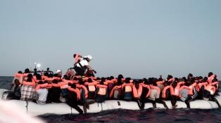 La mitad de los inmigrantes del Aquarius que arribaron a Valencia piden ir a Francia
