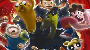 Cartoon Network celebra 25 años con un show teatral que reúne a cuatro de sus series emblema