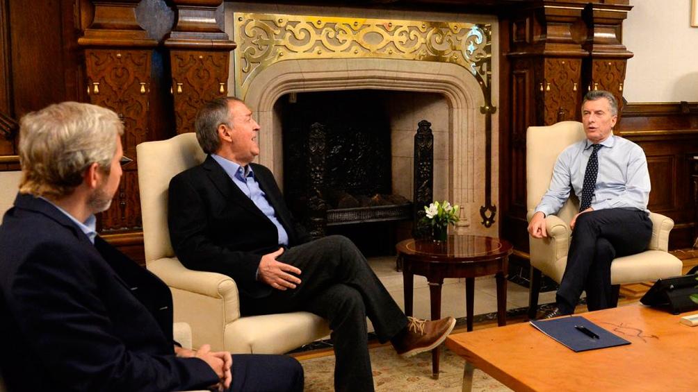 El FMI confirmó que Lagarde se reunirá con Macri en Canadá