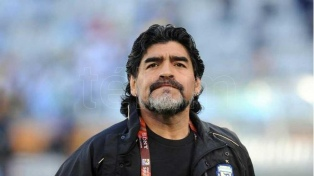 "Maradona: ""A la Argentina le pido un buen retorno cada vez que ataque"""
