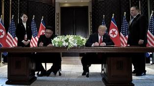 Kim quiere otra cumbre con Trump y un encuentro con Pompeo en Corea del Norte