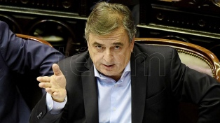 """Negri: """"En el Consejo se abren carpetas y eso es lo que quiere evitar el peronismo"""""""