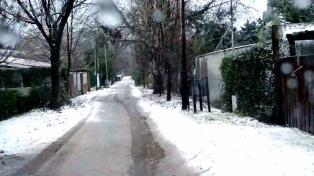 Suspenden las clases en todas las escuelas por las nevadas
