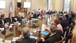 Aborto, FMI y CGT, ejes de la reunión de Gabinete encabezada por Macri