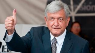Con casi 40% de intención de voto, López Obrador es favorito