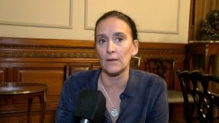 """Michetti pidió que la Justicia sea """"precisa y rápida"""" en la denuncia contra un senador"""