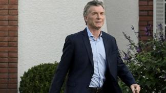Macri encabeza una reunión de gabinete y recibe a la princesa Astrid de Bélgica
