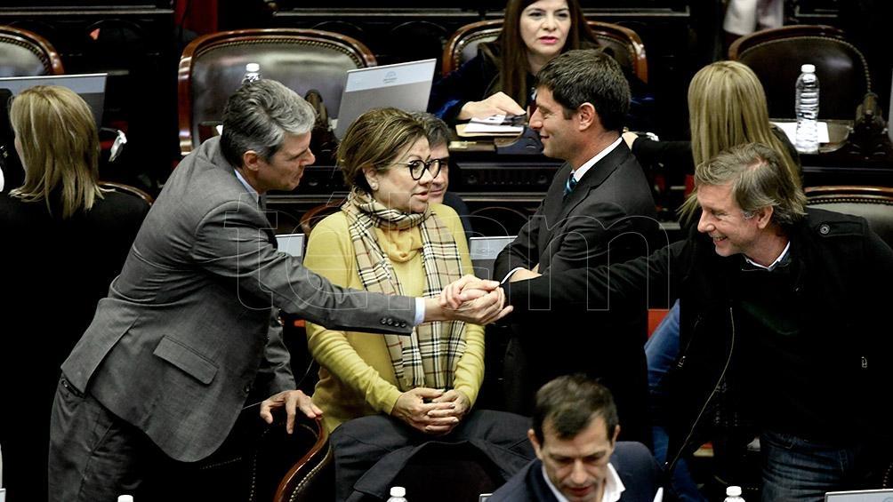 Los diputados Camaño y Grandinetti del Frente Renovador ya adelantaron su postura en contra de legalizar el aborto.