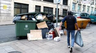 Piden a los porteños que no saquen la basura esta noche por el paro de camioneros