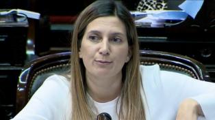 """Para la diputada Silvia Lospennato, """"el PRO es la fuerza menos prejuiciosa de la Cámara"""""""