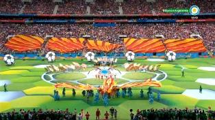 El arranque del mundial fue una fiesta para Rusia