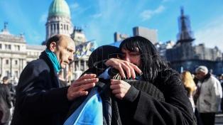 Dirigentes de partidos que se oponen al aborto planean lanzar el Frente Celeste