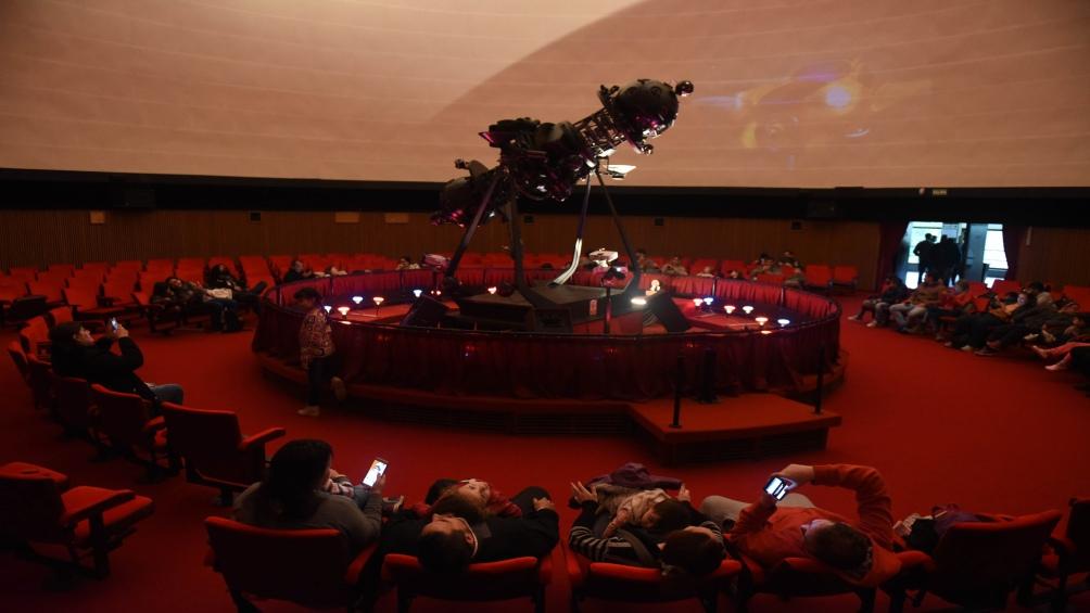 Complejo Astronómico de Santa Fe, un nuevo atractivo provincial.