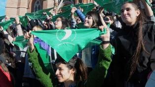 Organizaciones presentarán nuevamente el 28 de mayo el proyecto para legalizar el aborto