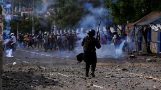 ONG: Más de 560 muertos nicaragüenses y casi 4.580 heridos en diez meses