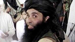 Anuncian que EEUU mató al líder talibán paquistaní en un ataque con drones